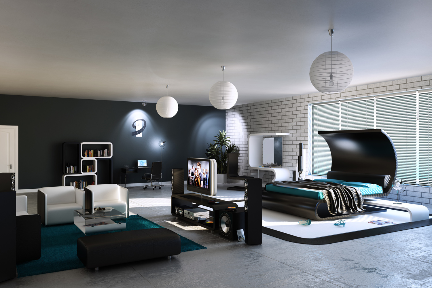 The Most Stylish and Modern Bedroom Ideas - Wow Amazing on Amazing Bedroom Ideas  id=35958
