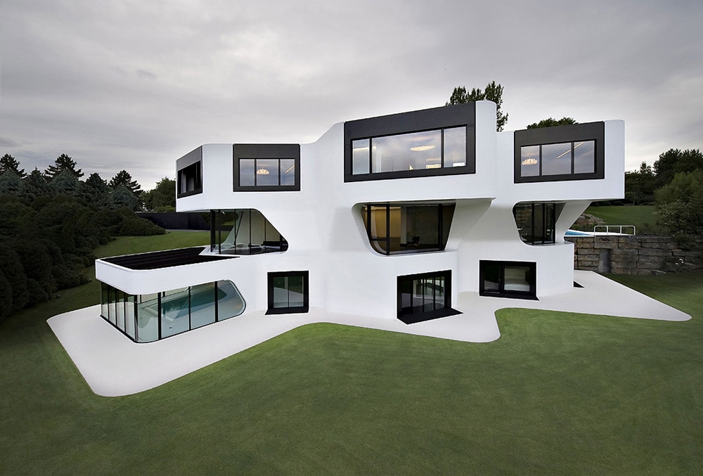 25 Modern House Designs That Will Make Your Abode Cozier ... on Amazing Modern Houses  id=92476