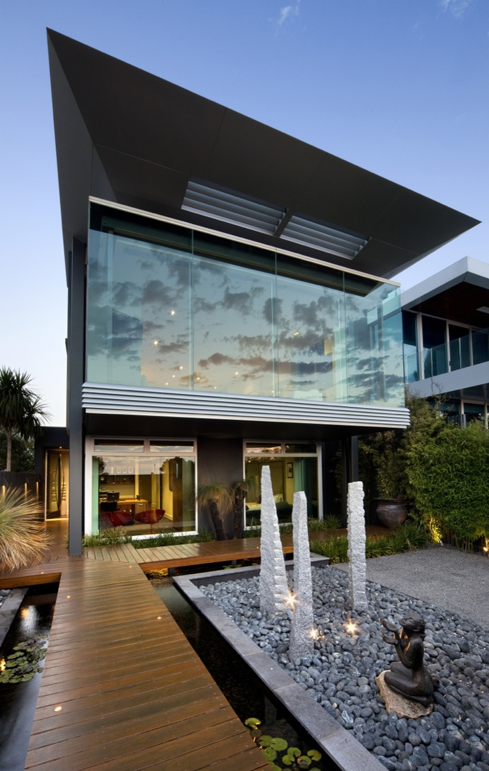 25 Modern House Designs That Will Make Your Abode Cozier ... on Modern House Ideas  id=26513