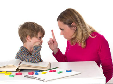 Image result for mothers scolding boys