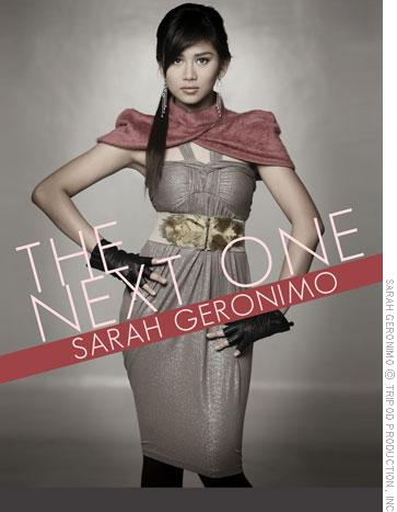 Sarah Geronimo:  The Next One this December 2009
