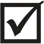 CV check online tick box