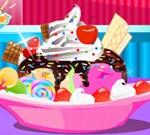 Chocolate Vanilla Ice Cream