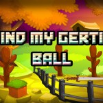 Find My Gertie Ball