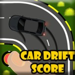 Car Drift Score