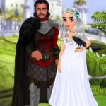 Dragon Queen Wedding Dress