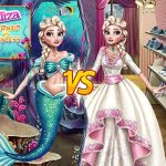 Mermaid Or Princess