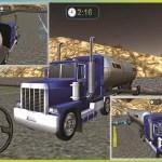Oil Tanker Transport