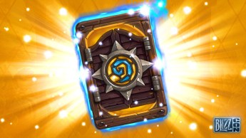 Verso de Carta Welcome Inn para Hearthstone