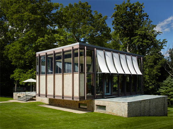 On The Market 1950s Philip Johnson Designed Wiley House