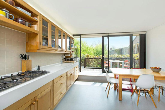 On the market: 1960s grade II-listed Neave Brown-designed ...