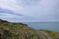 Der Leuchtturm bei Strumble Head