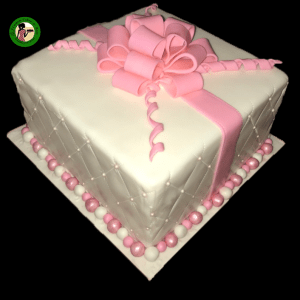 Gift Box Cake Wow Is That Really Edible Custom Cakes