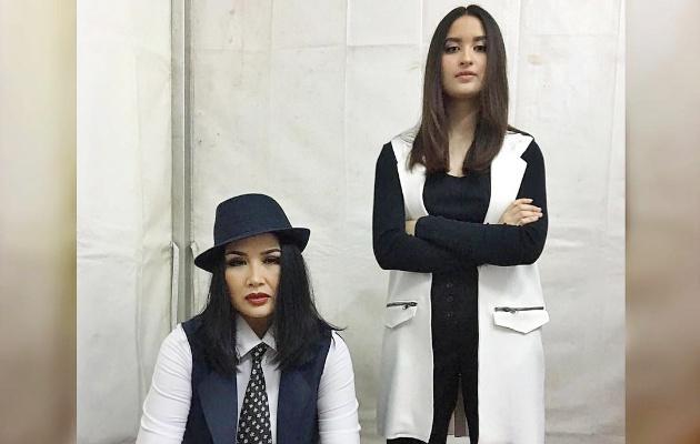 Anak Artis di Indonesia yang Cantik dan Bertalenta Tinggi Saat Remaja - Wartawanita.com