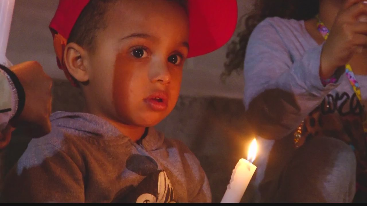 Candlelight Vigil Held at Capitol Building