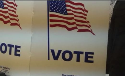 Kanawha Co to offer 6 locations for early voting.