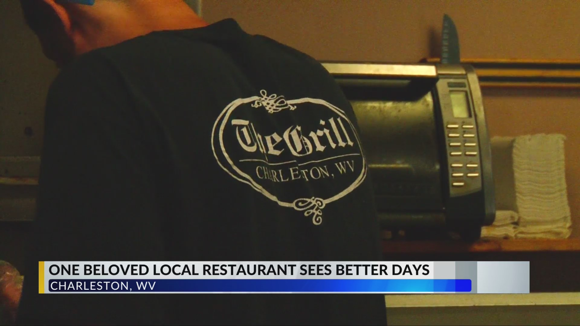 One Local Restaurant Sees Better Days