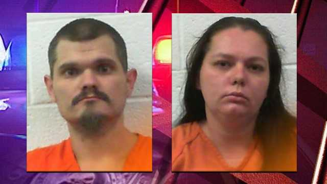 Couple accused of providing drugs to children, selling their medications