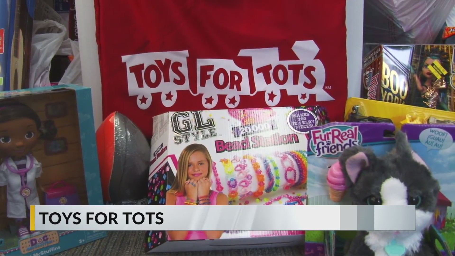 Toys for Tots campaign continues