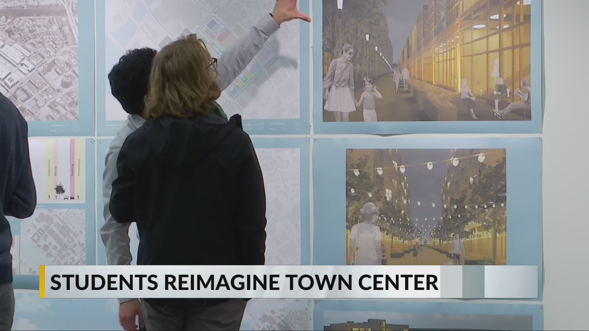Tennessee College Students Reimagine Charleston Mall
