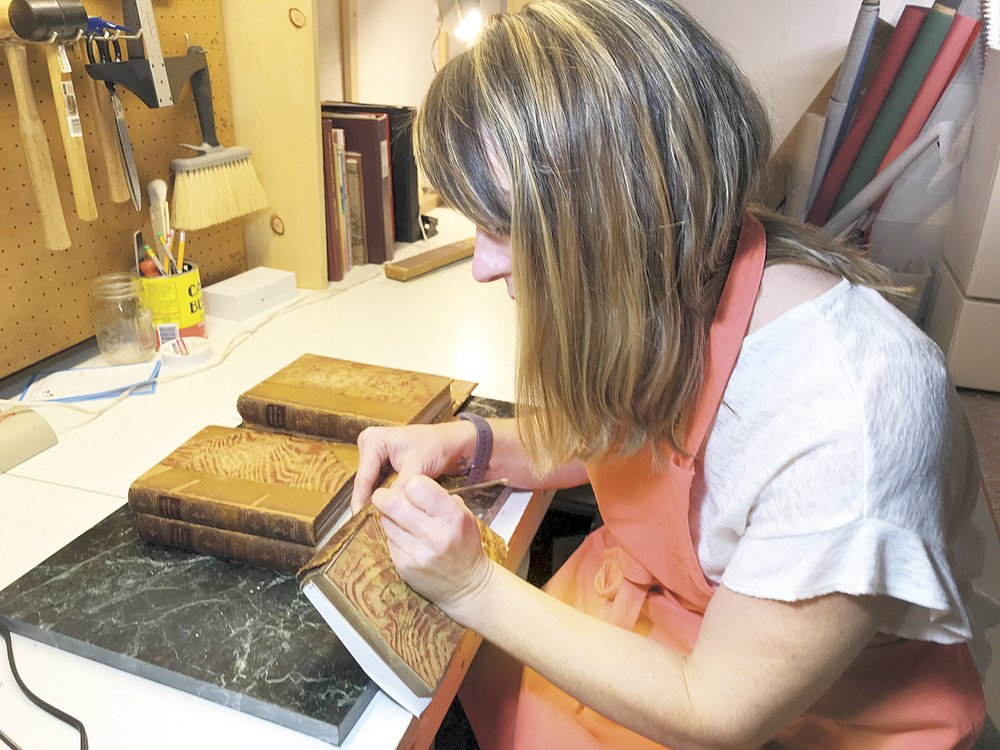 Heather Royer Book Binding