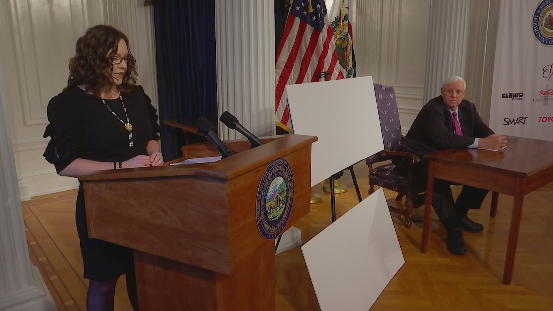 2019 West Virginia Teacher of the Year Honored by Governor