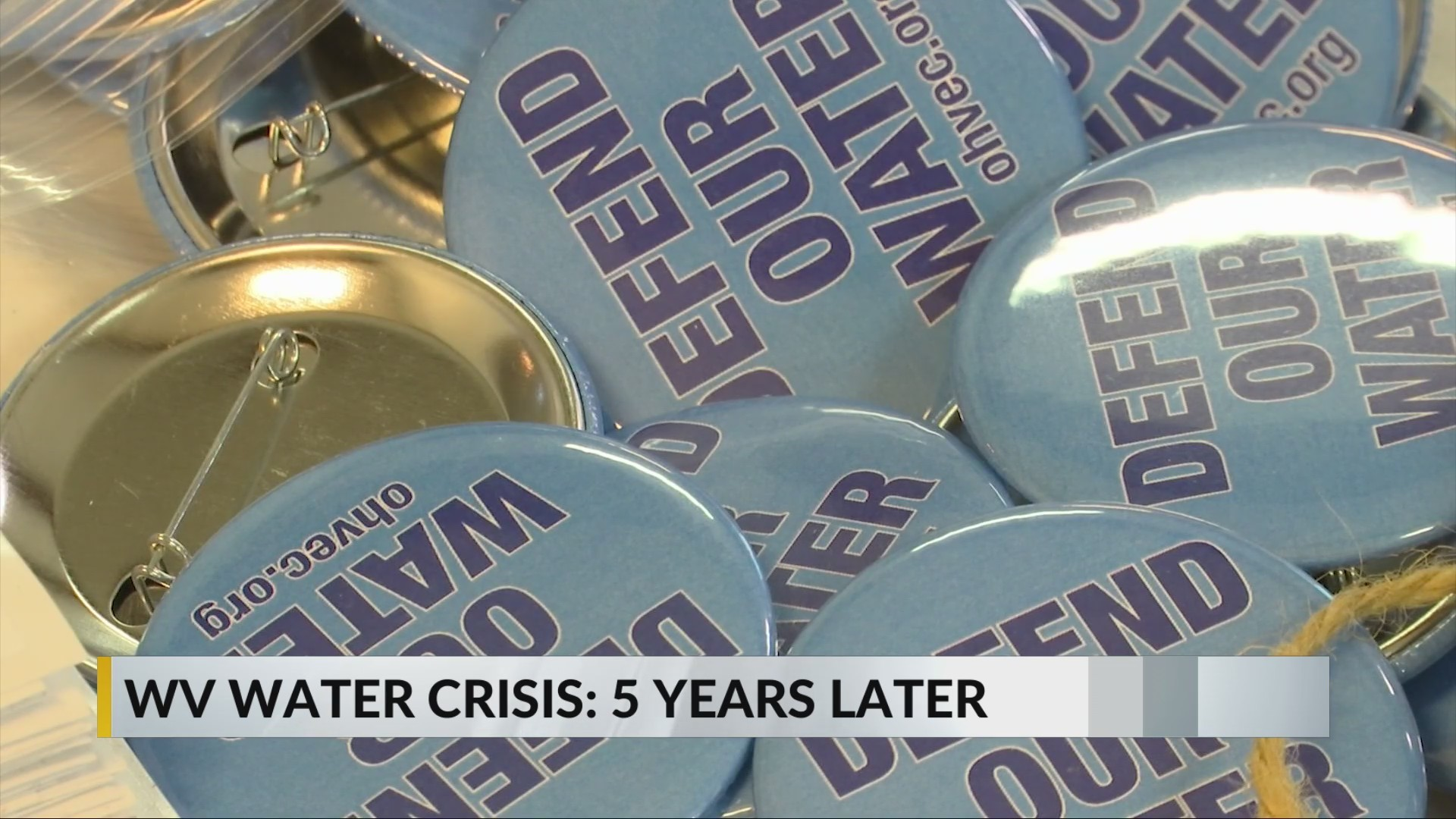 WV Water Crisis Five Years Later