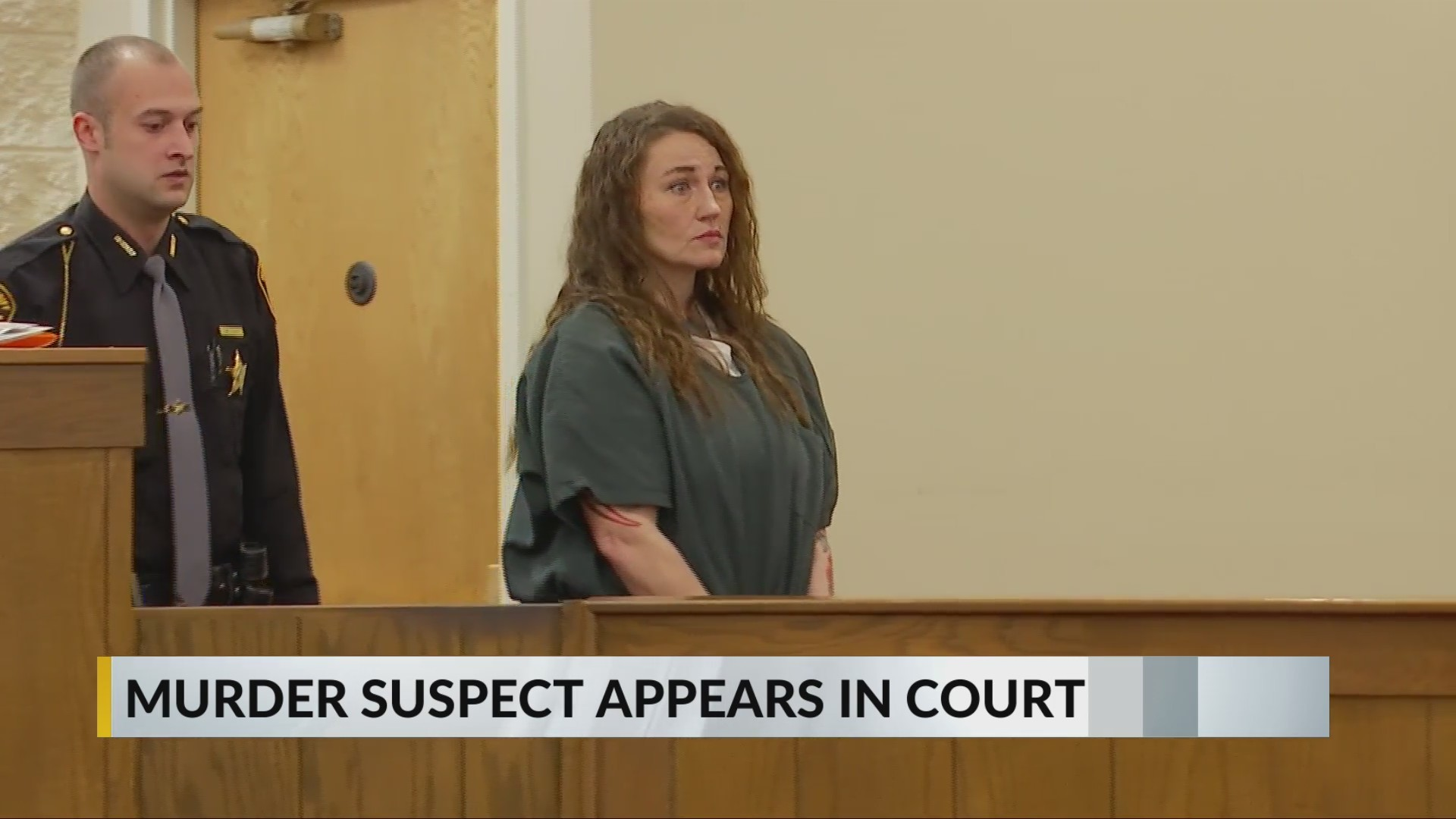 Woman pleads not guilty to shooting ex-husband in parking lot
