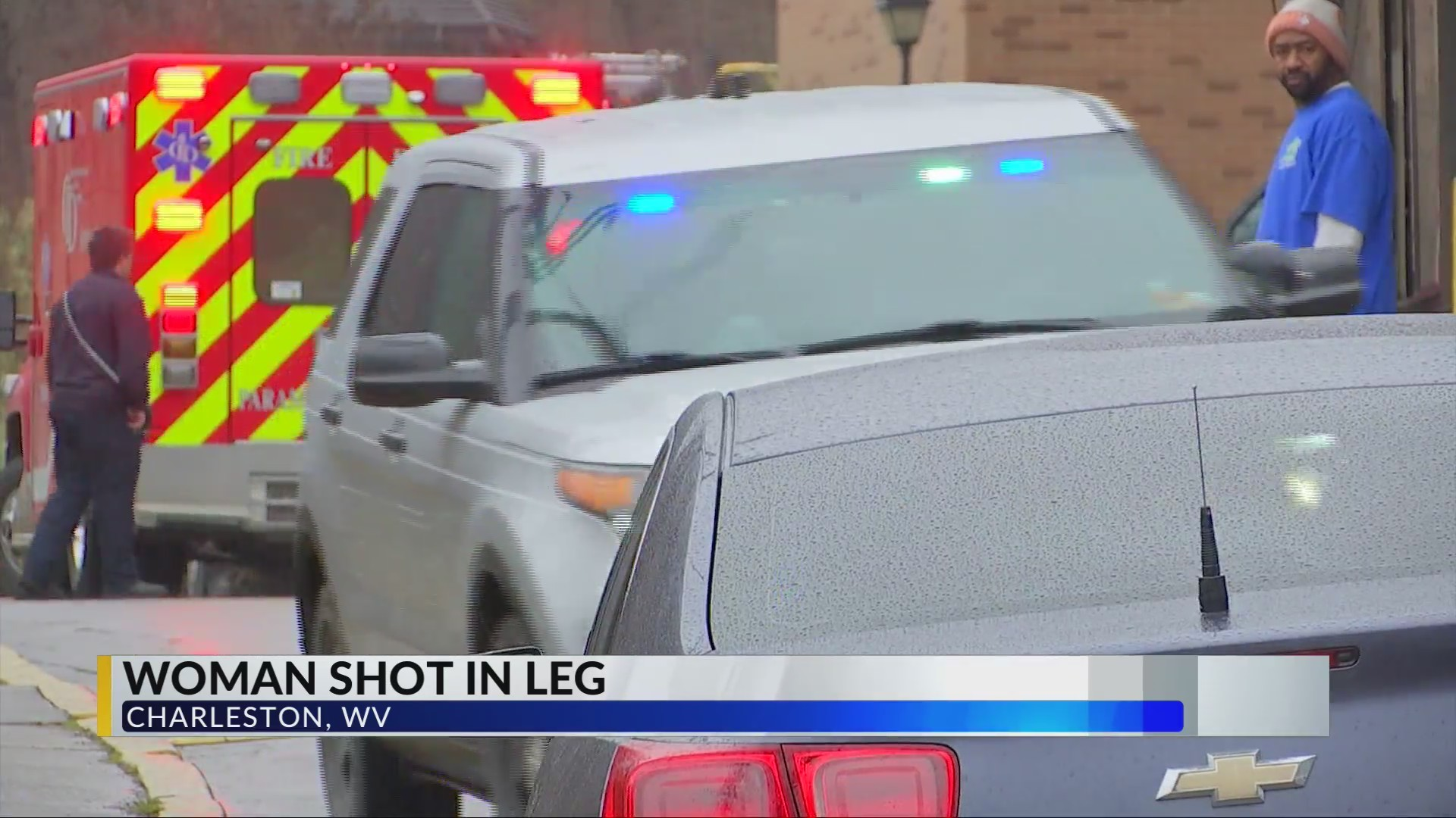 Charleston Police Investigating After Woman Shot in Leg