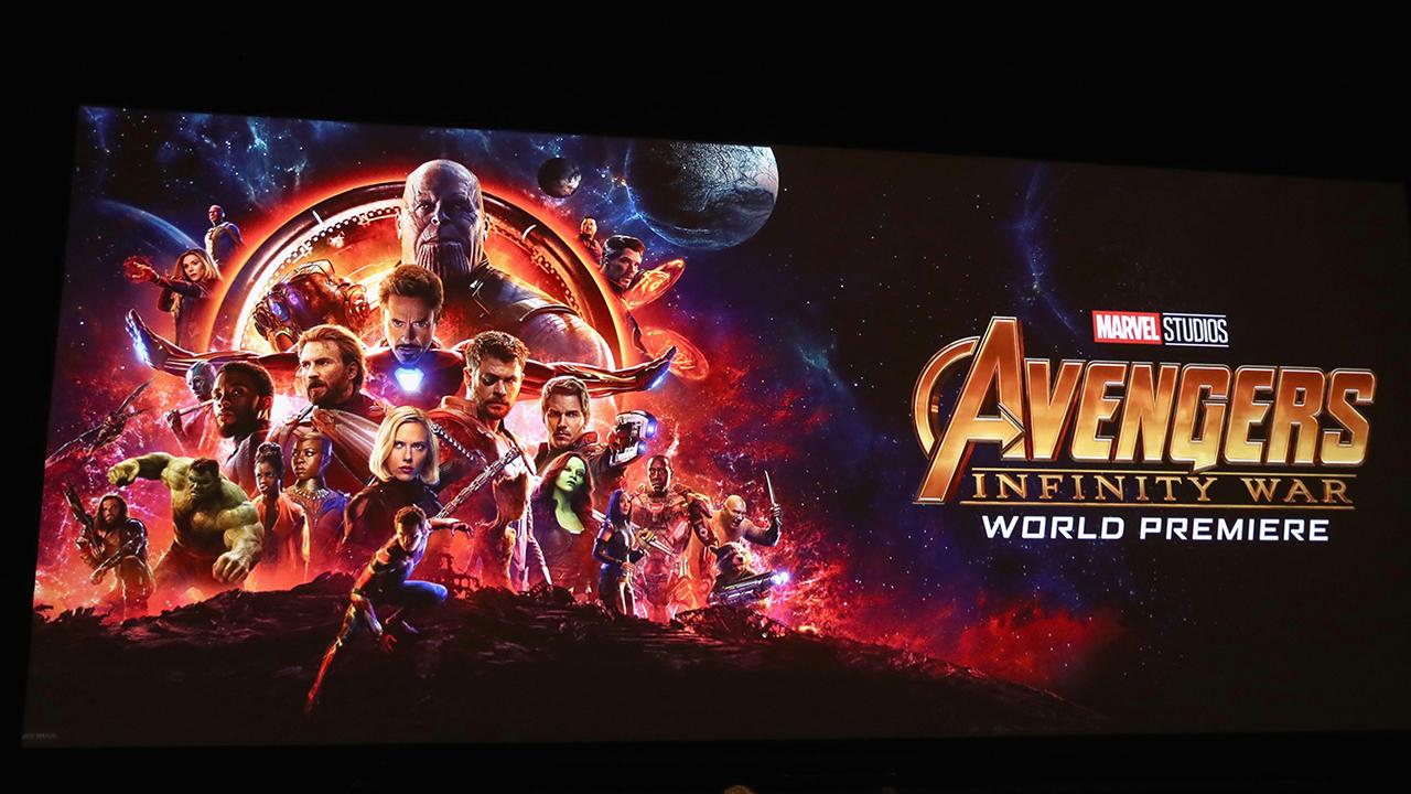 AVENGERS Infinity War marvel-846652698