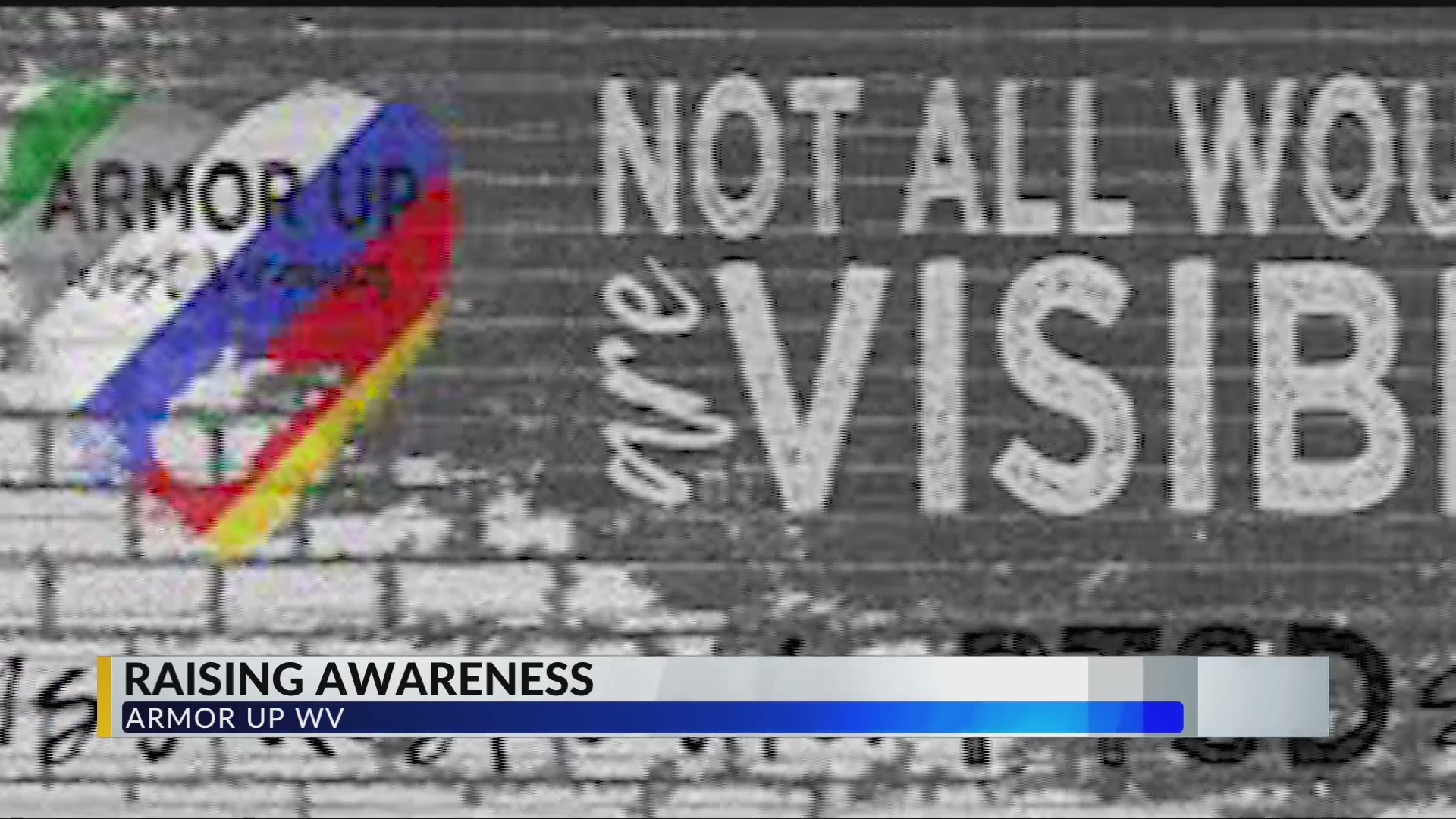 WV Non-Profit Raising Awareness for First Responder PTSD