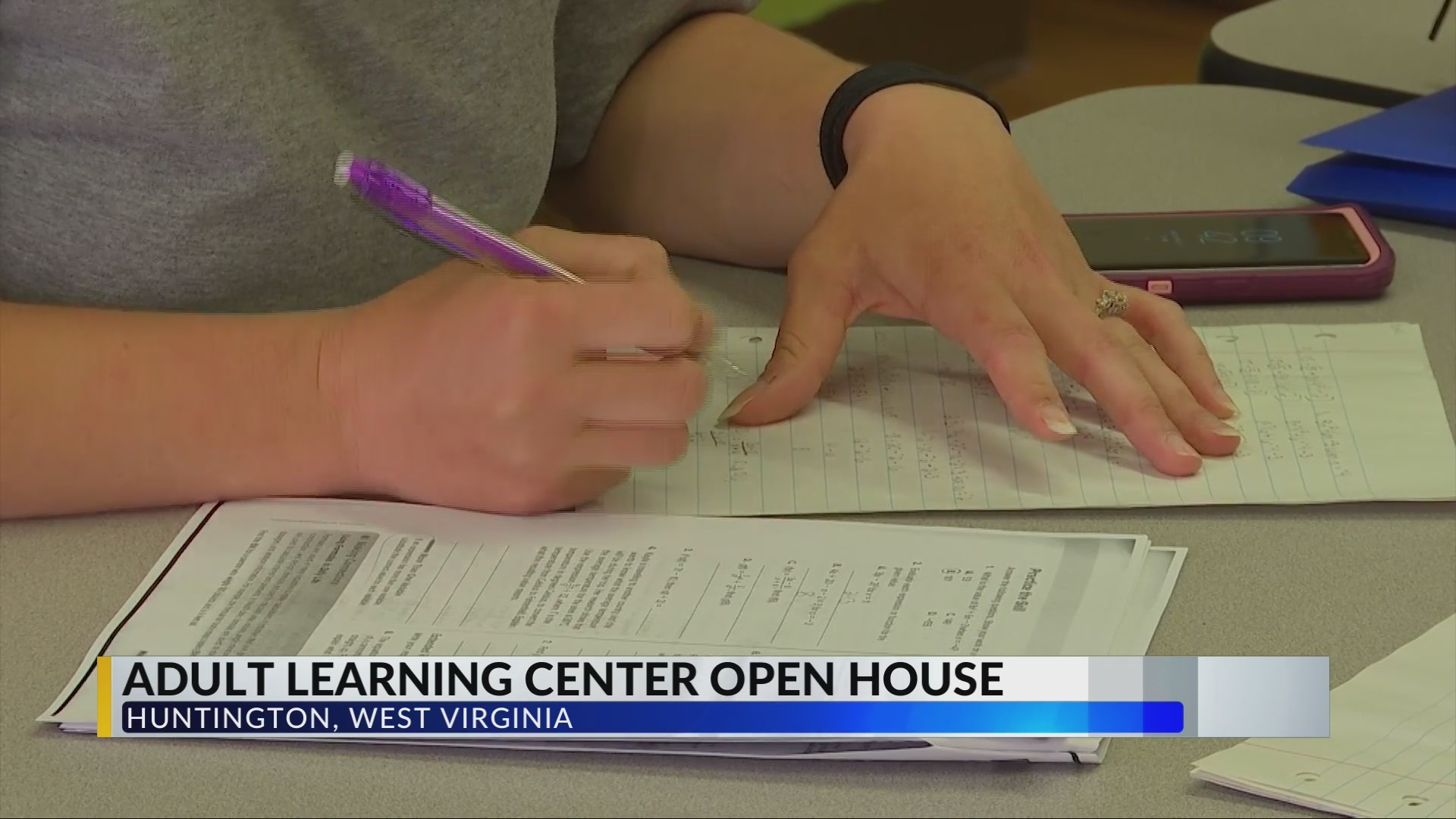 Adult Learning Center provides adults with range of free courses, prepares them for new opportunities