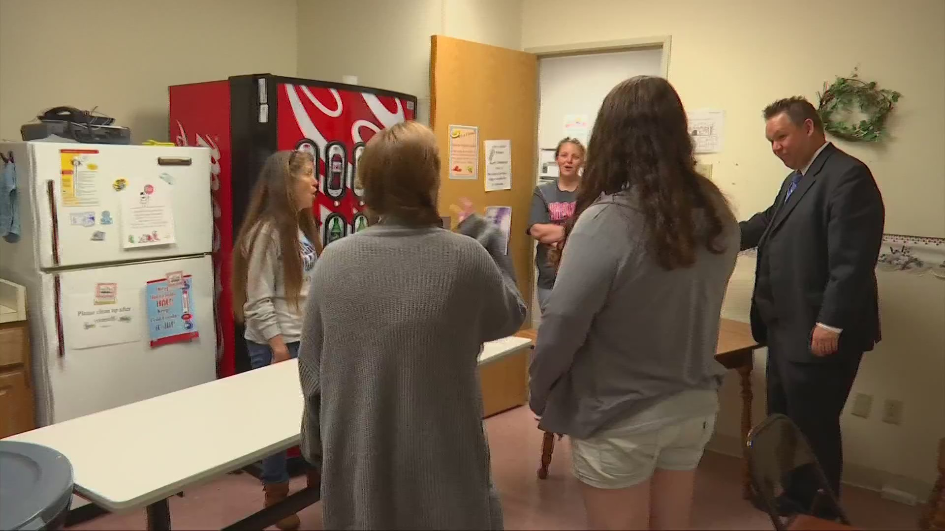 Huntington Childcare Providers Take Part in Active Shooter Training