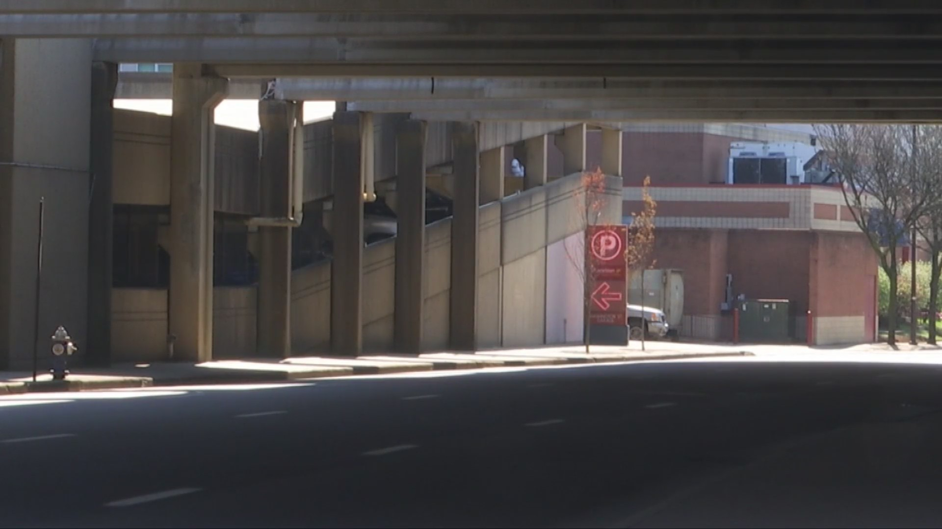 Uptick in Crime Reported Near Charleston Parking Garages
