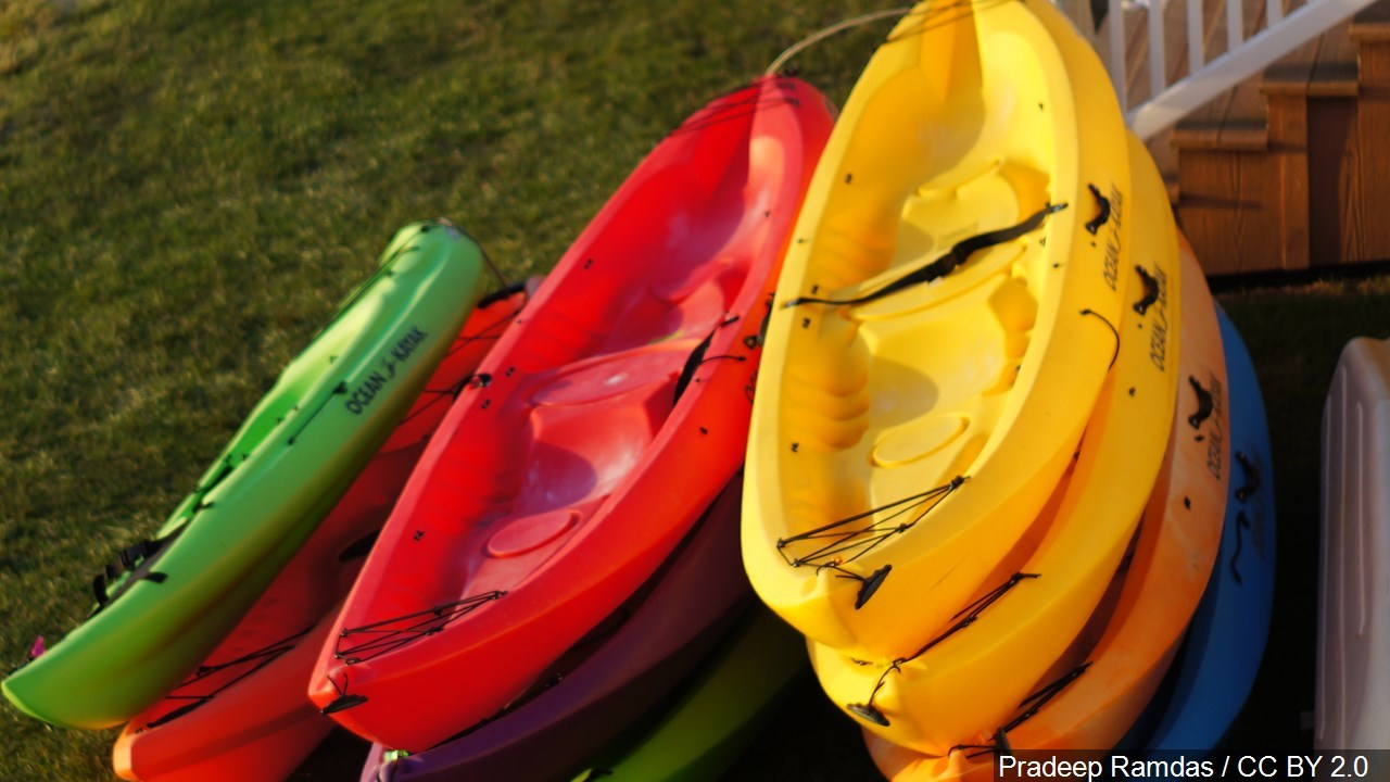 Missing Kayaker Found on Big Sandy River in Kentucky