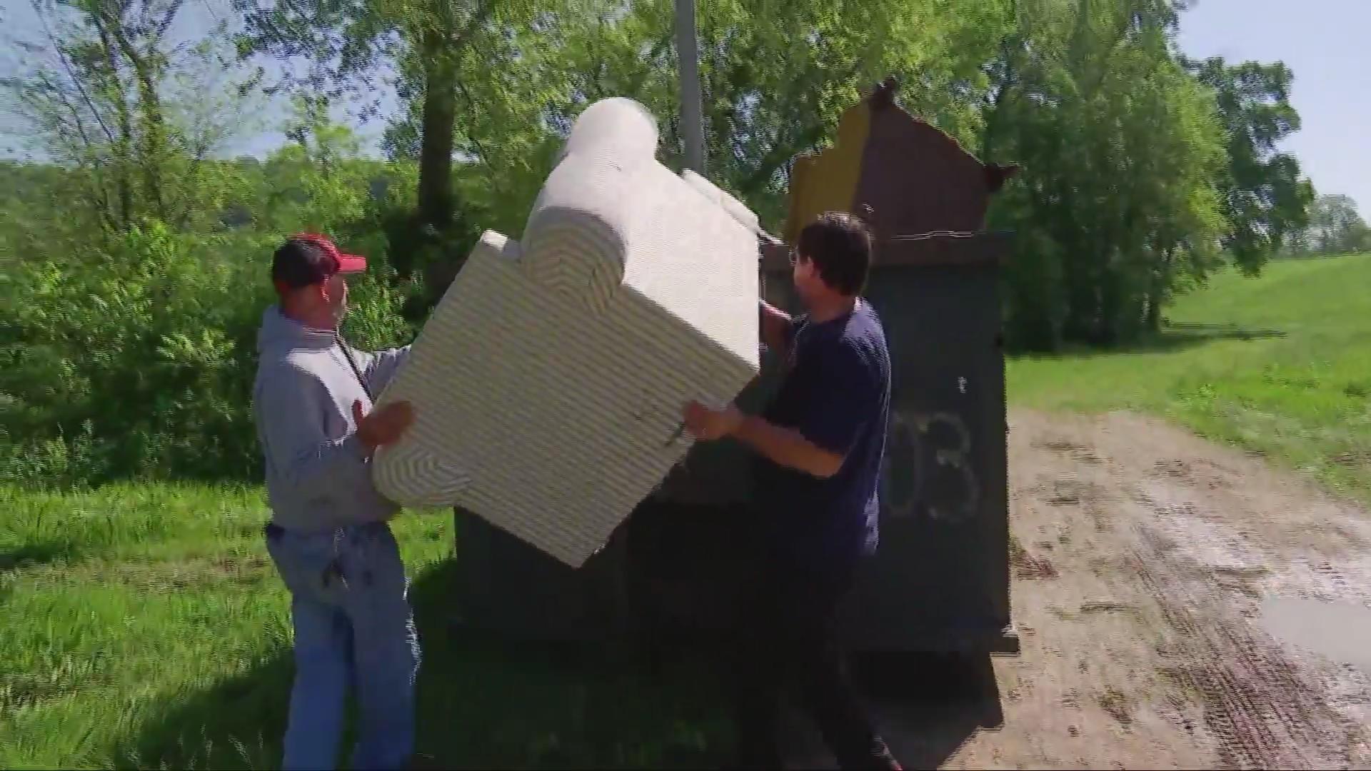 Ironton kicks off 'Clean Up Week,' dumpsite available