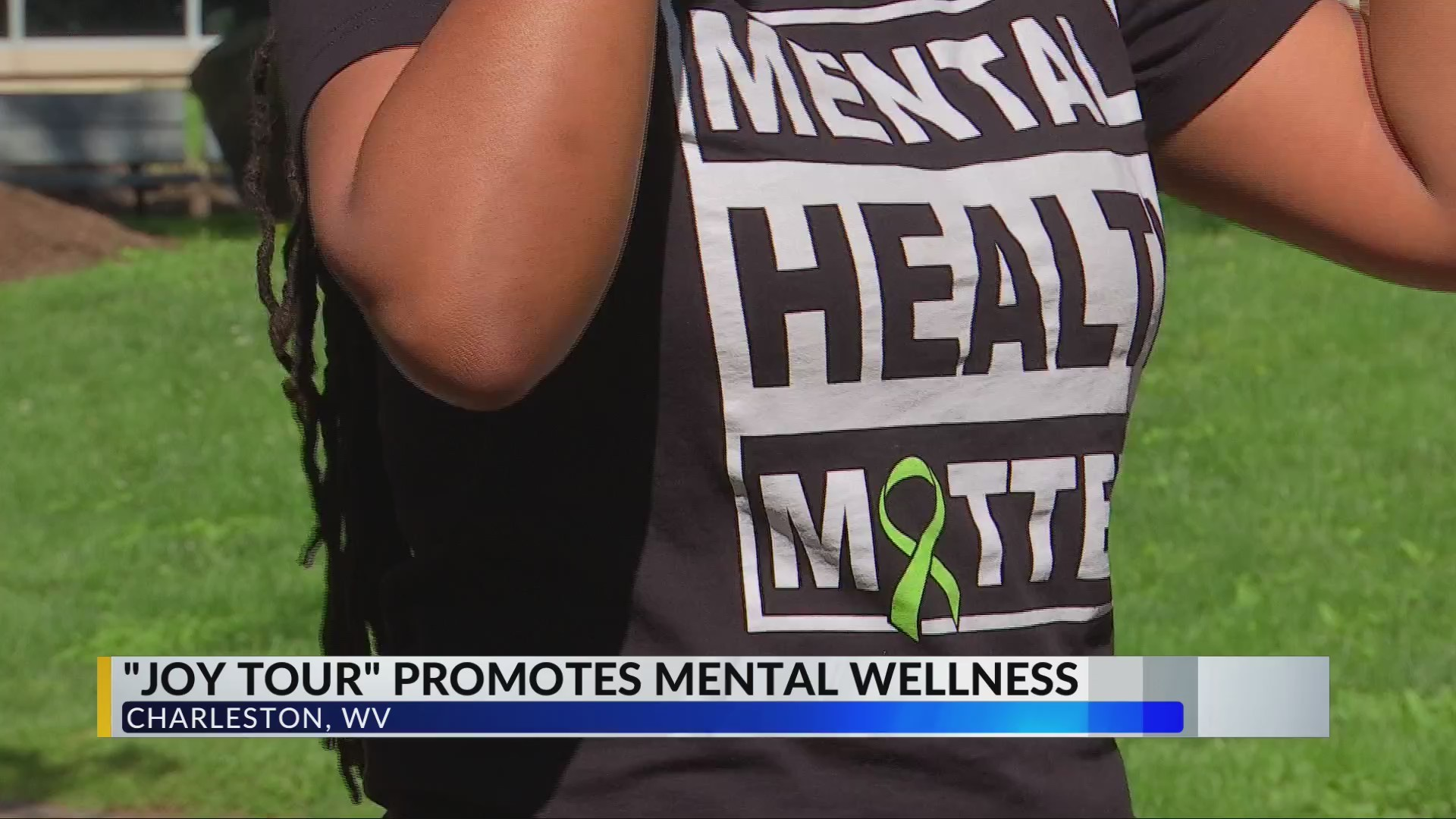 """Joy Tour"" Promotes Mental Wellness in Mountain State"