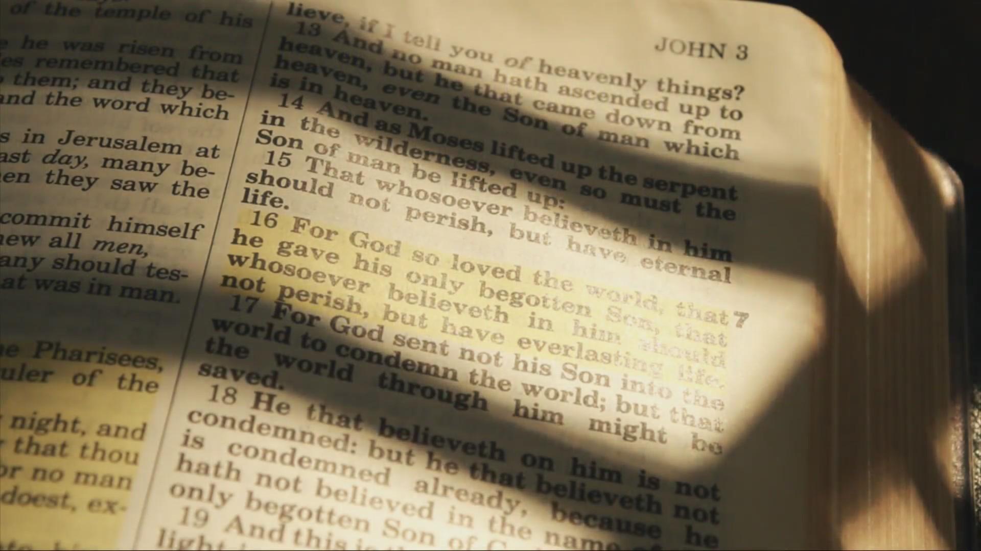 Veteran PTSD: The Faith Option