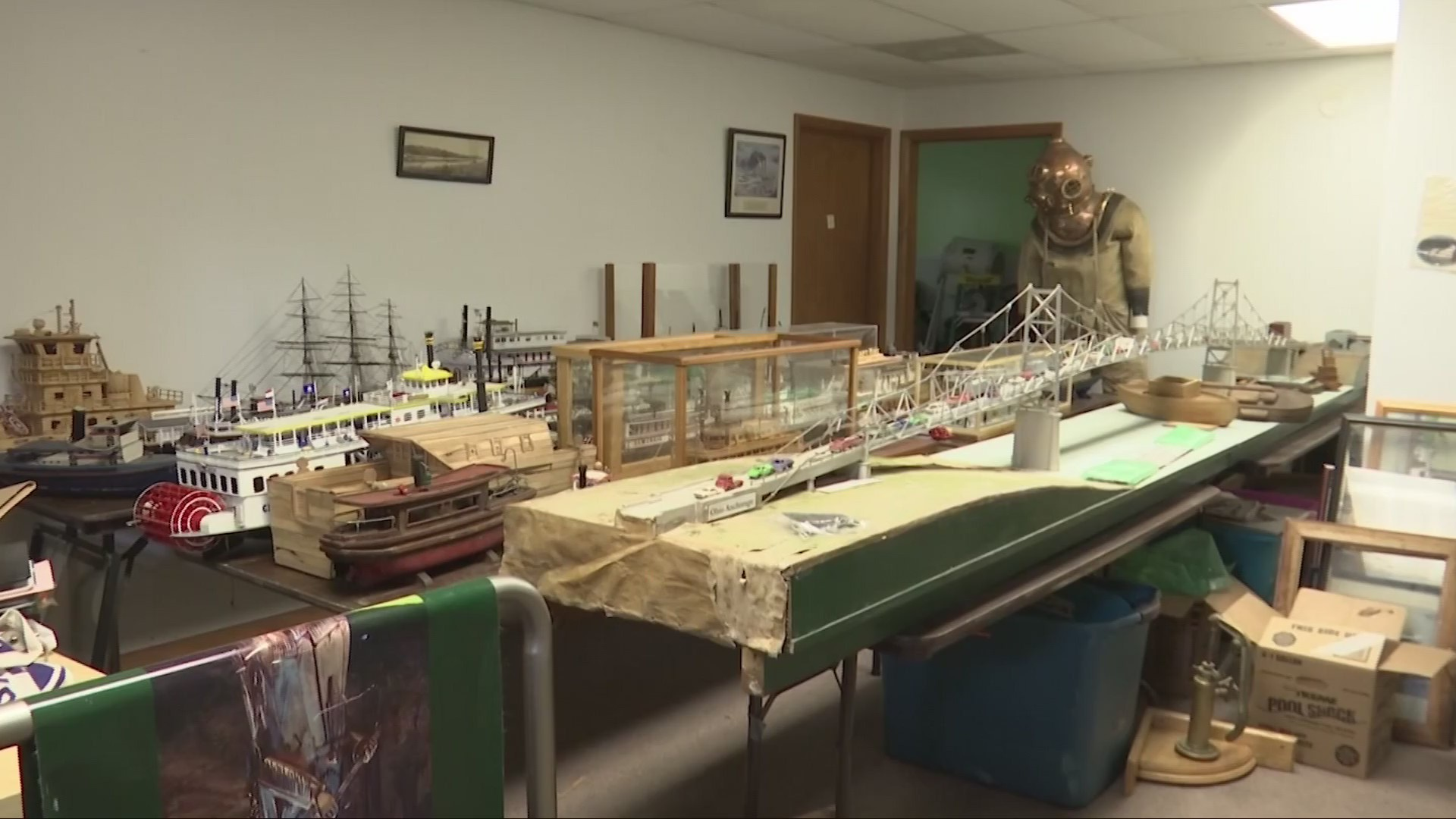 What's next: Tear down historic River Museum or build new?