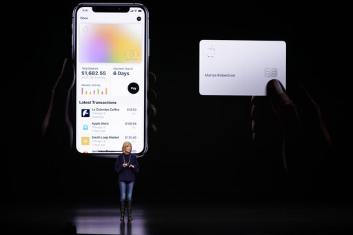 The Apple credit card is here – WOWK 13 News