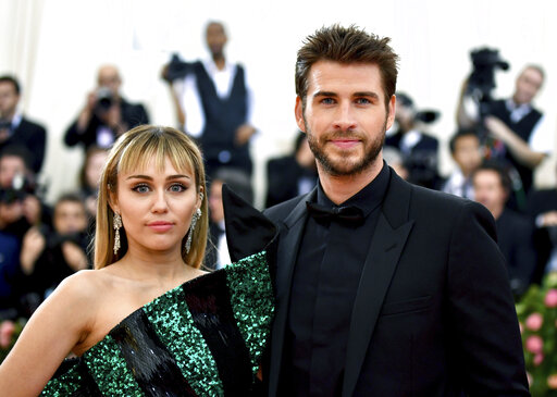 Cyrus and Hemsworth split after less than year of marriage – WOWK 13