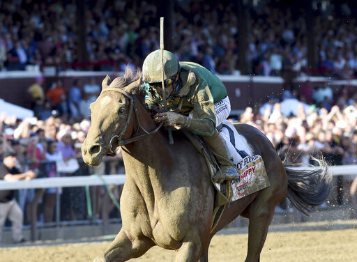 Code of Honor wins Travers Stakes | WIVT - NewsChannel 34