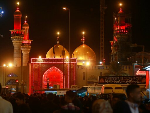 The Latest: 31 killed in Iraq during Ashoura procession