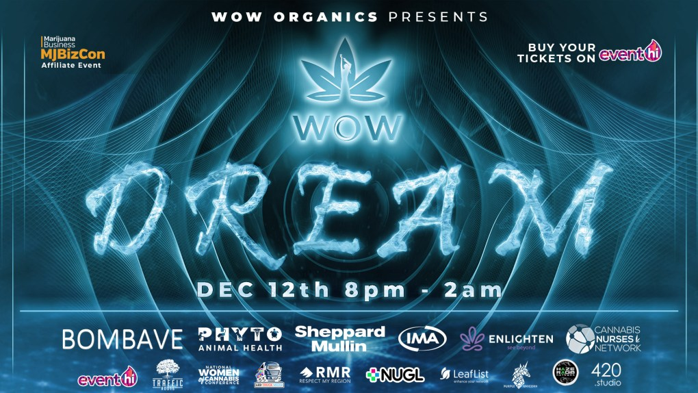 wow organics launch party image