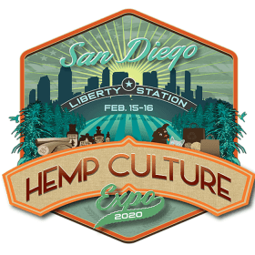 hemp culture expo san diego 2020 logo