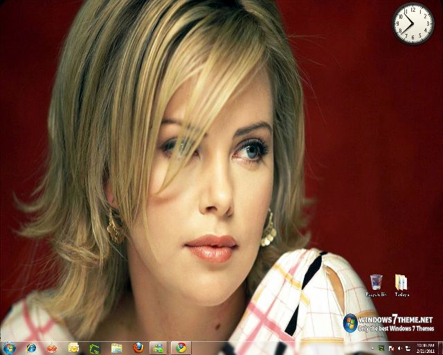 Watch and download charlize theron windows 7 theme wow techy - Nspaces virtual desktop ...