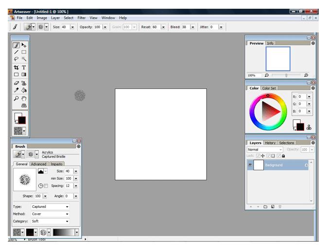 Artwaver Design Application