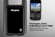 Energizer for blackberry