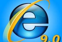 Microsoft IE 9