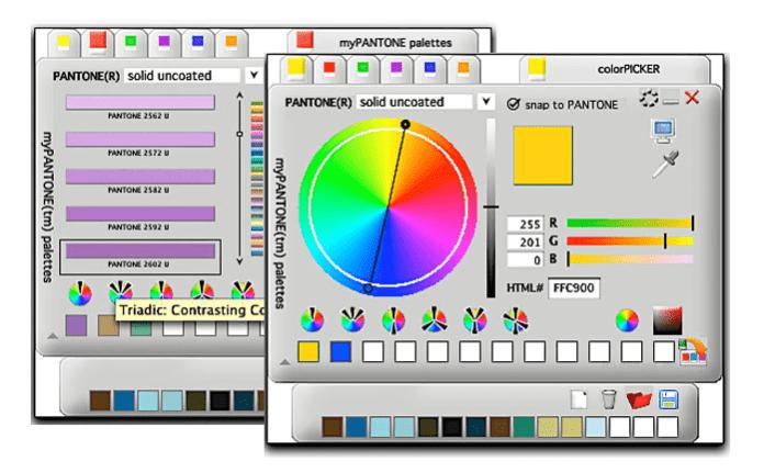 MyPaintone Design Application